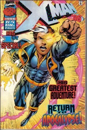 X-Man Annual 1996-A