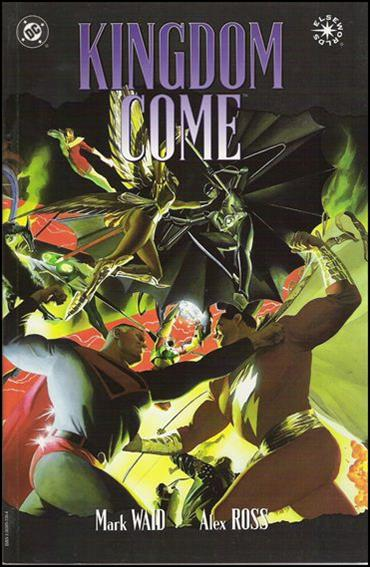 Kingdom Come 1-A by DC