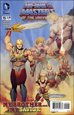 He-Man and the Masters of the Universe (2013) 15-A