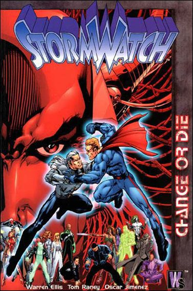 StormWatch (1999) 3-A by WildStorm
