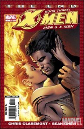 X-Men: The End (2006) 1-A