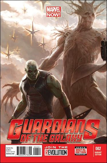 Guardians of the Galaxy (2013) 2-B by Marvel