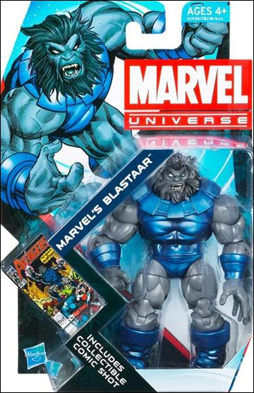Marvel Universe (Series 4) Marvel's Blastaar by Hasbro