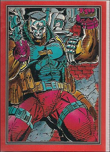 Youngblood: Series 1 (Base Set) 30-A by Comic Images