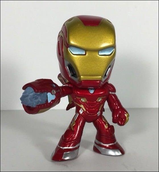 Avengers Infinity War Mystery Minis Iron Man w/Repulsor (Walmart Exclusive) 1:36 by Funko