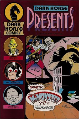 Dark Horse Presents (1986) 14-A