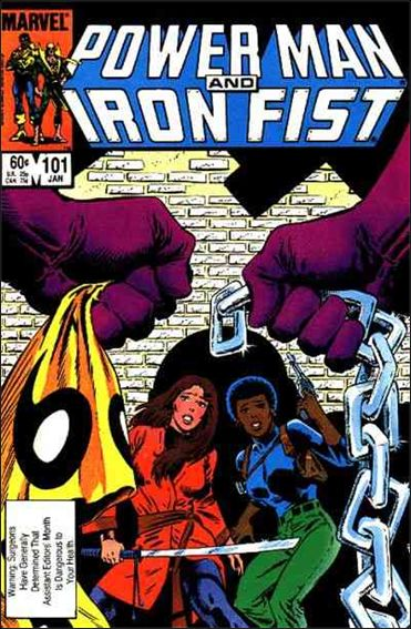 Power Man and Iron Fist (1978) 101-A by Marvel