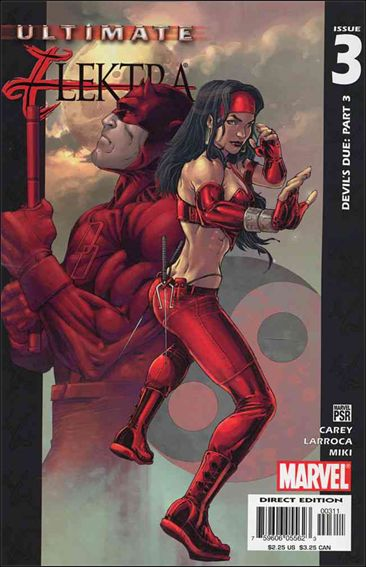Ultimate Elektra 3-A by Marvel
