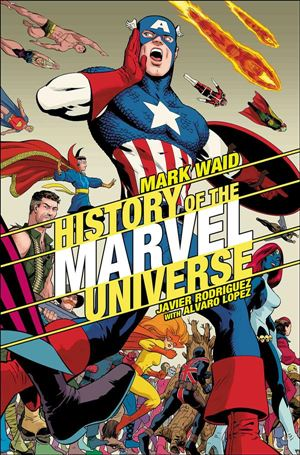 History of the Marvel Universe (2019) 2-B