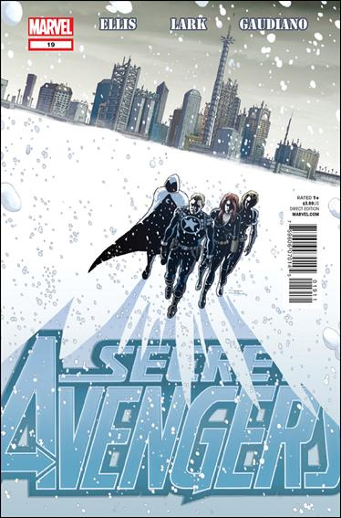 Secret Avengers (2010) 19-A by Marvel