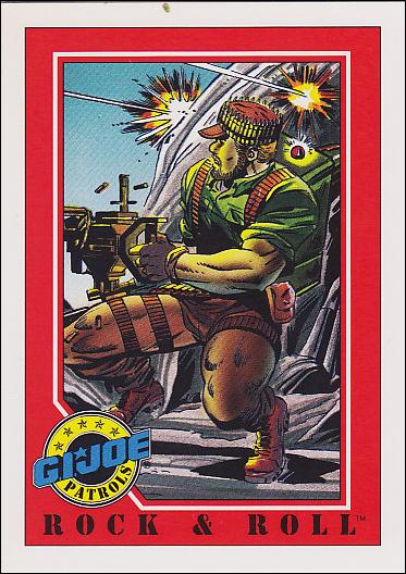 G.I. Joe (Base Set) 148-A by Impel