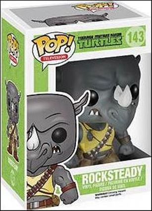 POP! Television Rocksteady