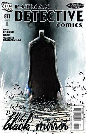 Detective Comics (1937) 871-A