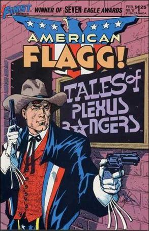 American Flagg! (1983) 17-A