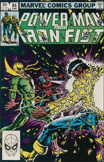 Power Man and Iron Fist (1978) 94-A by Marvel