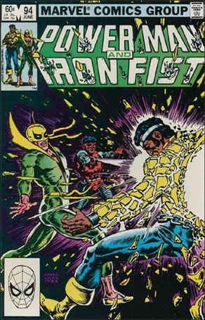 Power Man and Iron Fist (1978) 94-A