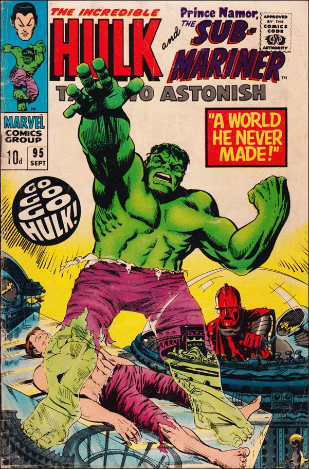 Tales to Astonish (1959) 95-B by Marvel