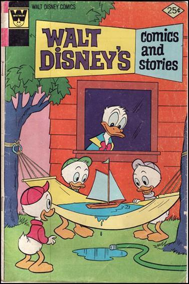 Walt Disney's Comics and Stories (1940) 431-B by Dell