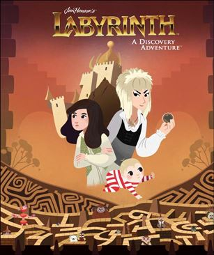 Jim Henson's Labyrinth: A Discovery Adventure nn-A