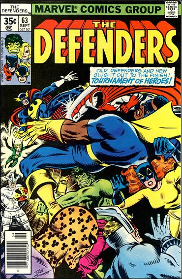 Defenders (1972) 63-A by Marvel