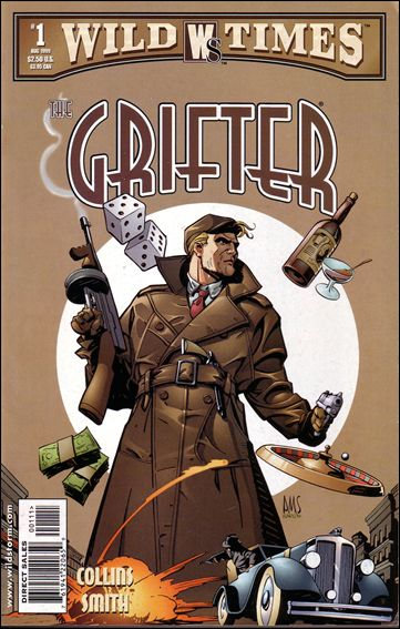 Wild Times: Grifter 1-A by WildStorm