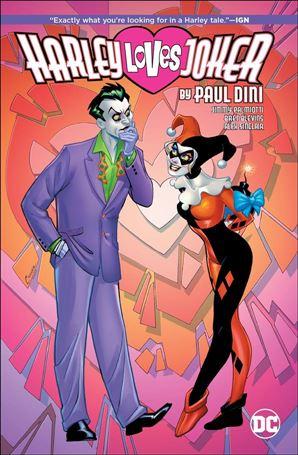 Harley Loves Joker by Paul Dini nn-A
