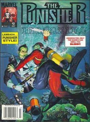 Punisher Magazine 12-A