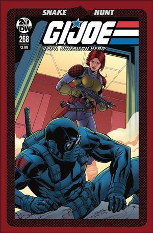 G.I. Joe: A Real American Hero 268-A