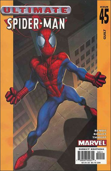 Ultimate Spider-Man (2000) 45-A by Marvel
