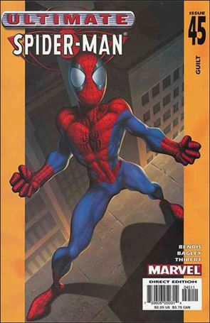 Ultimate Spider-Man (2000) 45-A