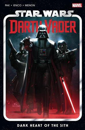 Star Wars: Darth Vader by Greg Pak 1-A