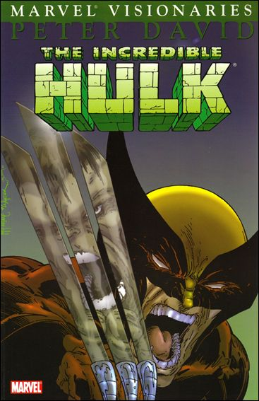 Hulk Visionaries: Peter David 2-A by Marvel