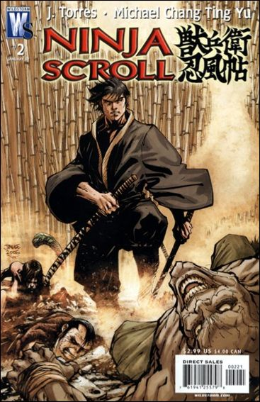 Ninja Scroll 2-B by WildStorm