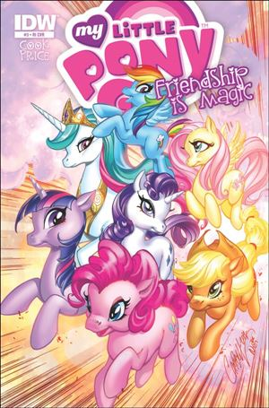 My Little Pony: Friendship is Magic 3-C