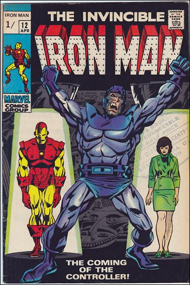 Iron Man (1968) 12-B by Marvel