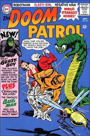 Doom Patrol (1964) 99-A