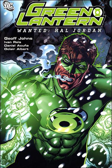 Green Lantern: Wanted: Hal Jordan 1-A by DC