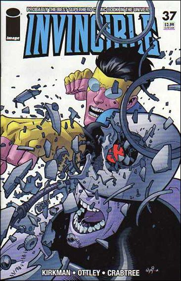 Invincible 37-A by Skybound Entertainment