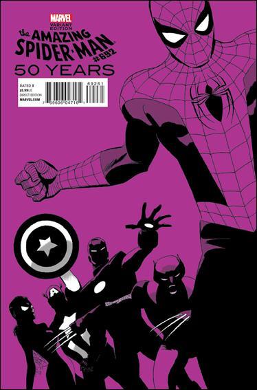 Amazing Spider-Man (1963) 692-F by Marvel