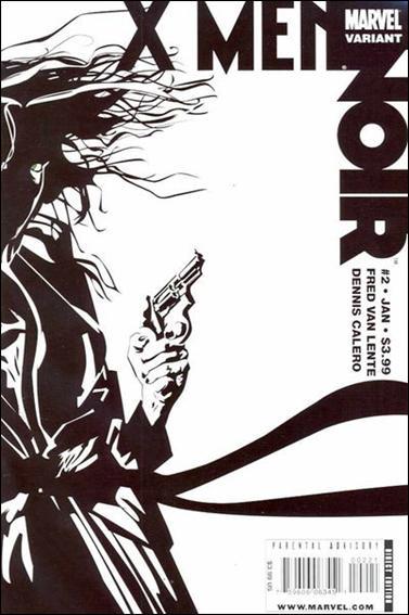 X-Men Noir 2-B by Marvel