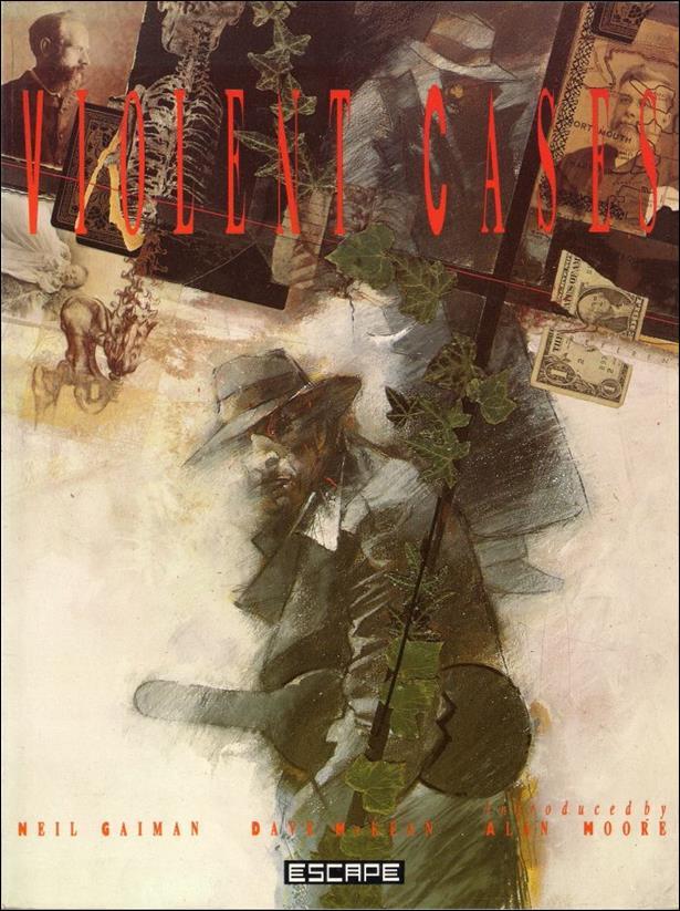Violent Cases 1-A by Titan