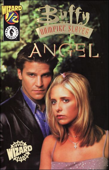 Buffy the Vampire Slayer: Angel 1/2-B by Dark Horse