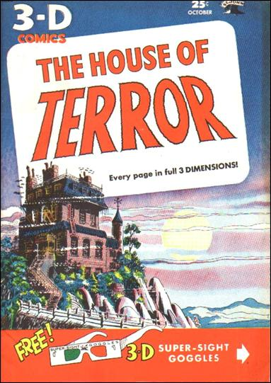 House Of Terror 1-A by St. John