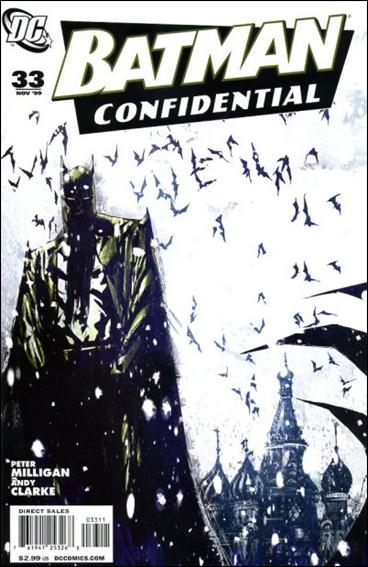 Batman Confidential 33-A by DC