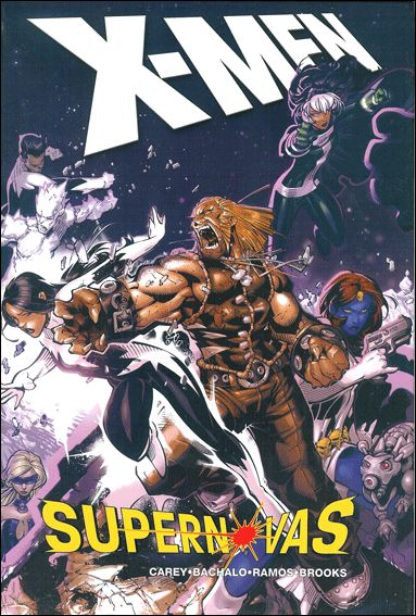 X-Men: Supernovas nn-A by Marvel
