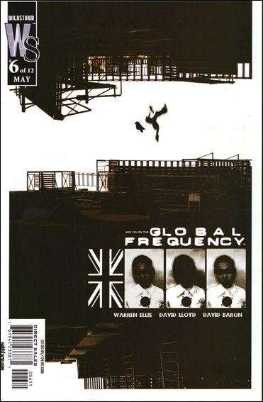 Global Frequency 6-A by WildStorm