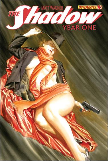 Shadow Year One 4-B by Dynamite Entertainment