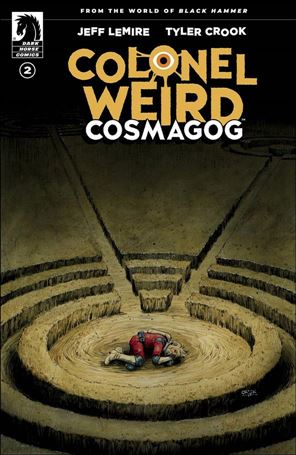 Colonel Weird: Cosmagog 2-A