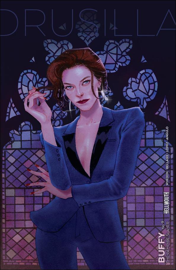 Buffy the Vampire Slayer (2019) 9-B by Boom! Studios
