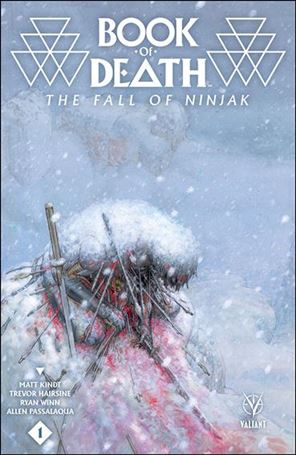 Book of Death: Fall of Ninjak 1-D